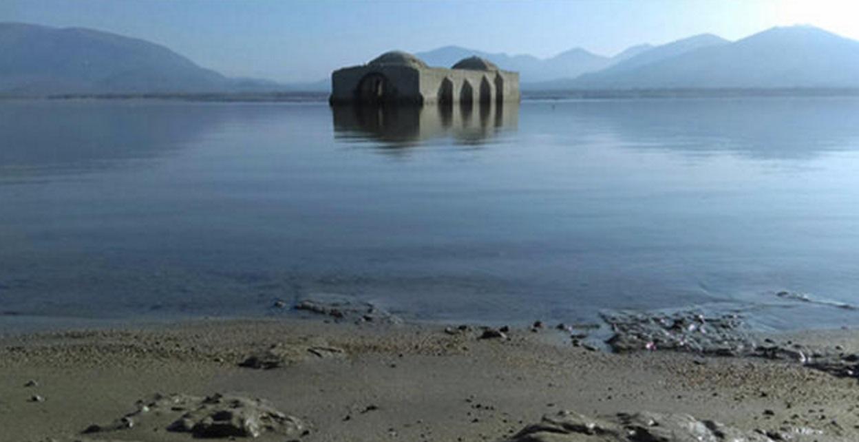 templo oaxaca resurge agua