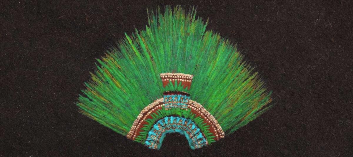 objetos históricos - museos extranjeros-piezas mexicanas