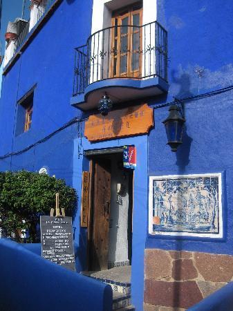 la casa azul guanajuato