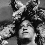 Nuestra señora de las iguanas, Juchitan, 1979