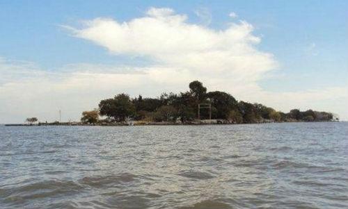 isla de los alacranes lugares sagrados méxico