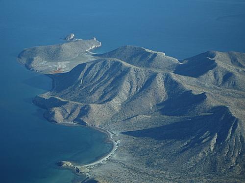 isla tiburón lugares sagrados méxico