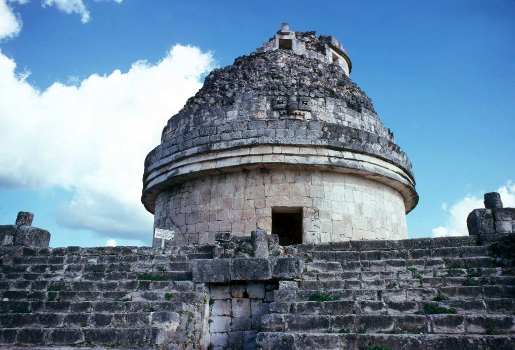 observatorios del méxico prehispánico