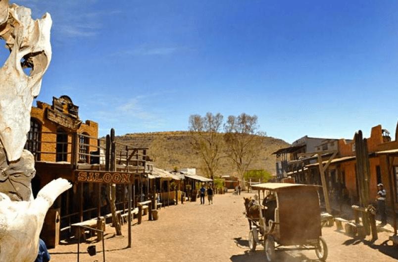 pueblos viejo oeste durango