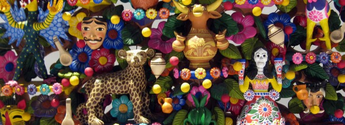 artesanías méxico por estado