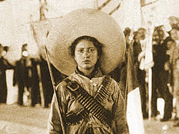 adelita soldada soldadera revolución mexicana