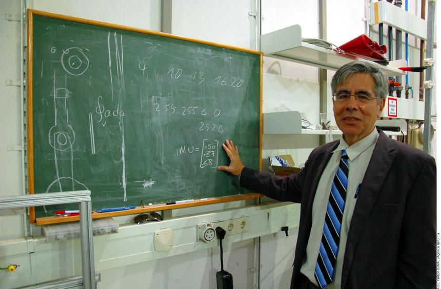 Raúl Rojas González ingeniero del año alemania