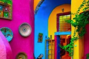 diseños interiores mexicanos