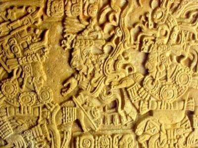 deidades mayas