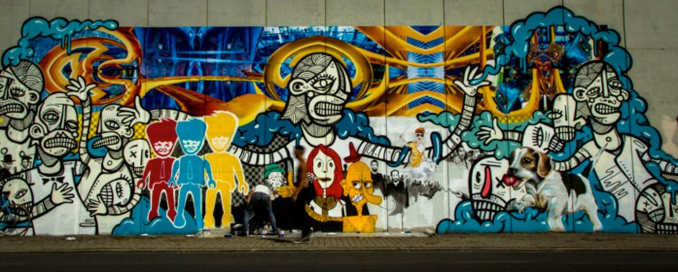 murales street art europa inspirados diego rivera