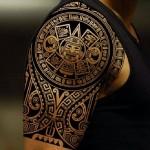 Piedra del Sol (calendario azteca) / Imagen:creemmagazine.com