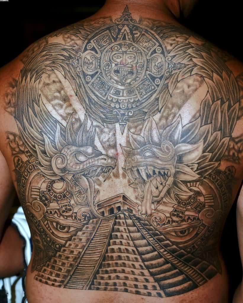 13 notables tatuajes con motivos prehisp nicos m s de mx for Tattoos mexicanos fotos
