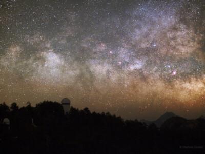 san pedro martir lugares para ver estrellas méxico