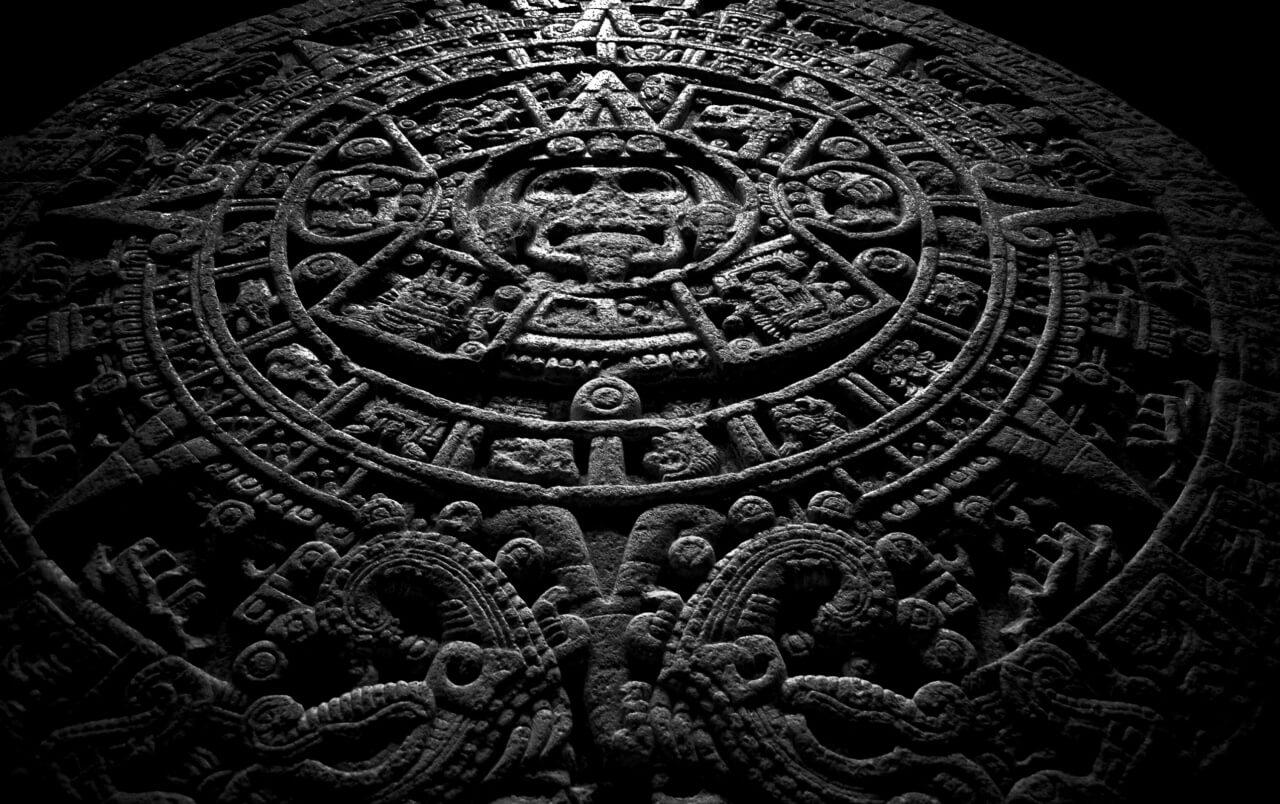 Calendario Inca Simbolos.La Piedra Del Sol Simbolos Y Significados De Este