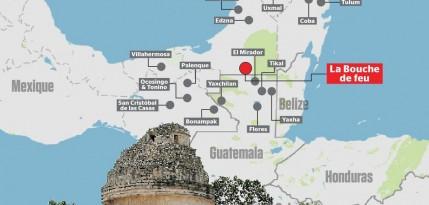 joven de canada acaba de descubrir una ciudad maya desconocida
