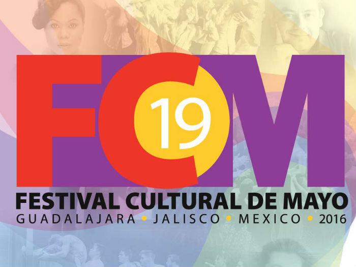 festival cultural de mayo Guadalajara 2016