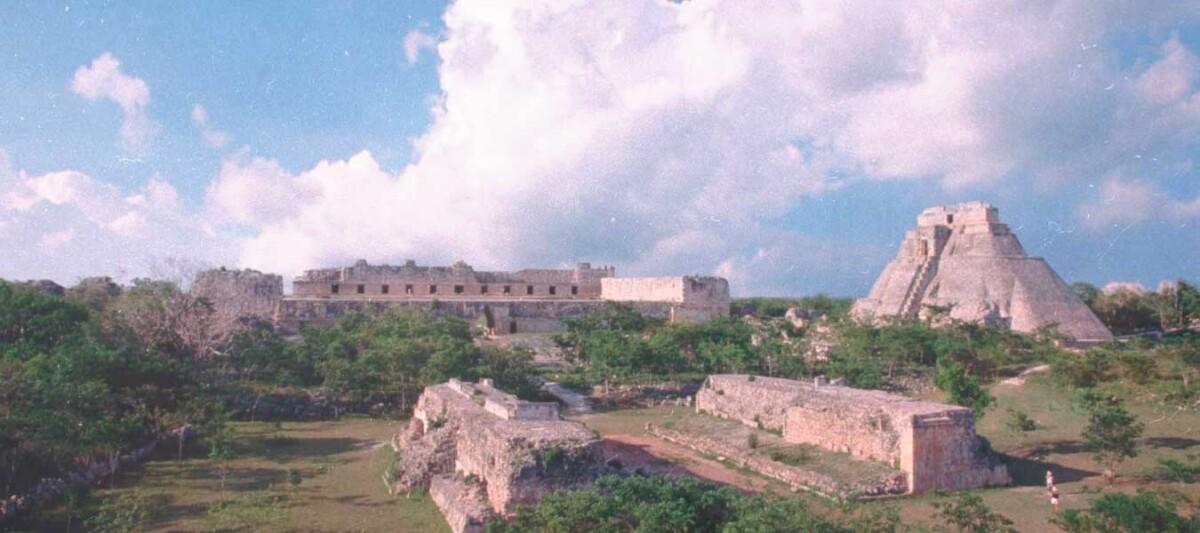 Ciudad maya-cultura maya-sitio arqueológico
