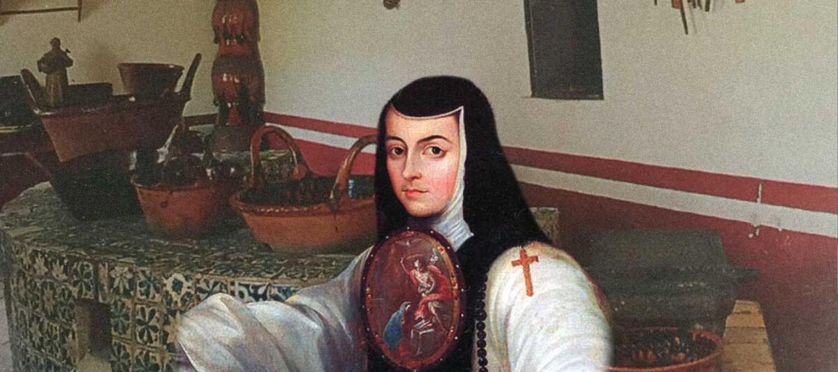 Cocina de Sor Juana, libros de gastronomia, recetas comida mexicana