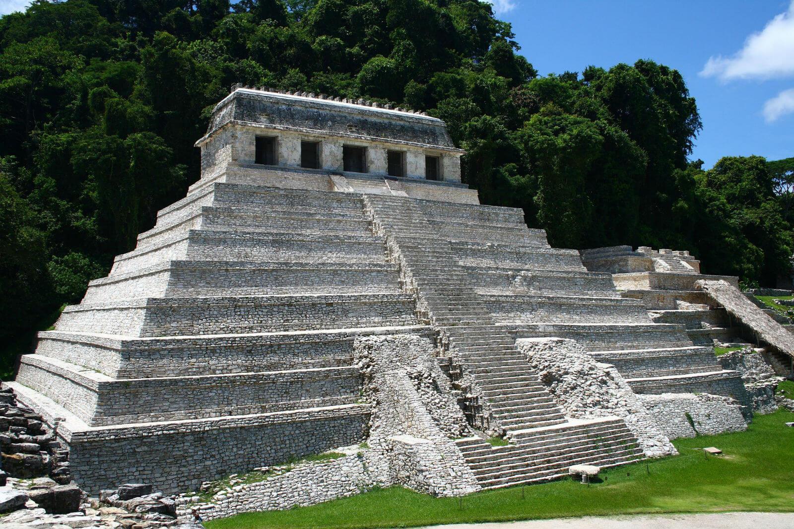 palenque abandono ciudades mayas
