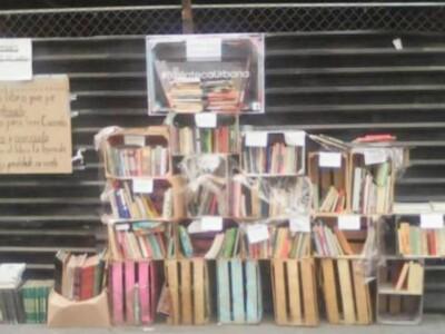 #Bibliotecaurbana ciudad de méxico