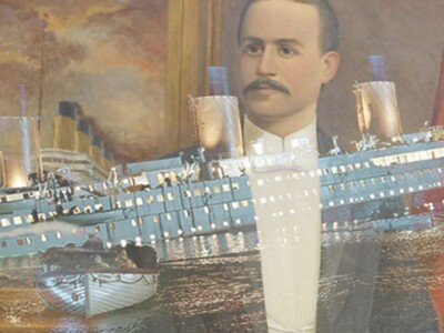 Manuel Uruchurtu mexicano héroe titanic