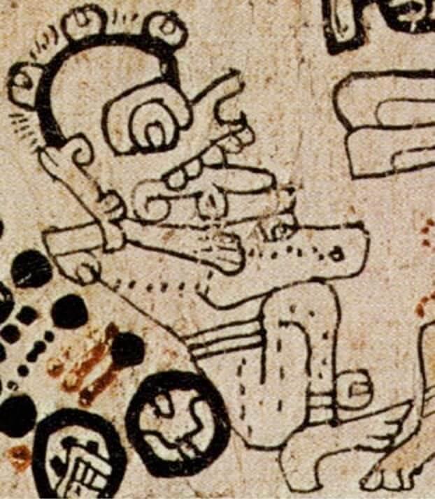 Izamná dios maya
