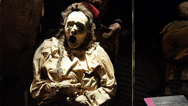 Esta es la leyenda de las momias de Guanajuato
