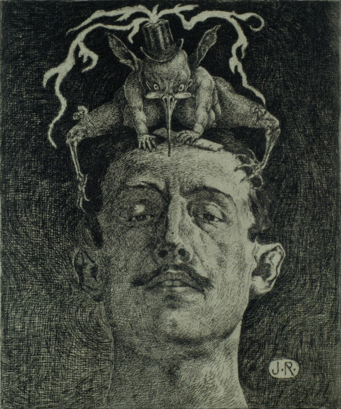 Julio Ruelas: el ilustrador mexicano maldito