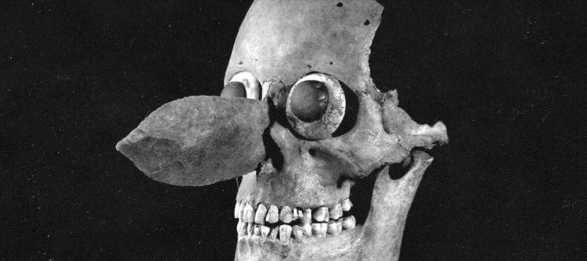 mascaras aztecas-creencias prehispánicas-craneos humanos