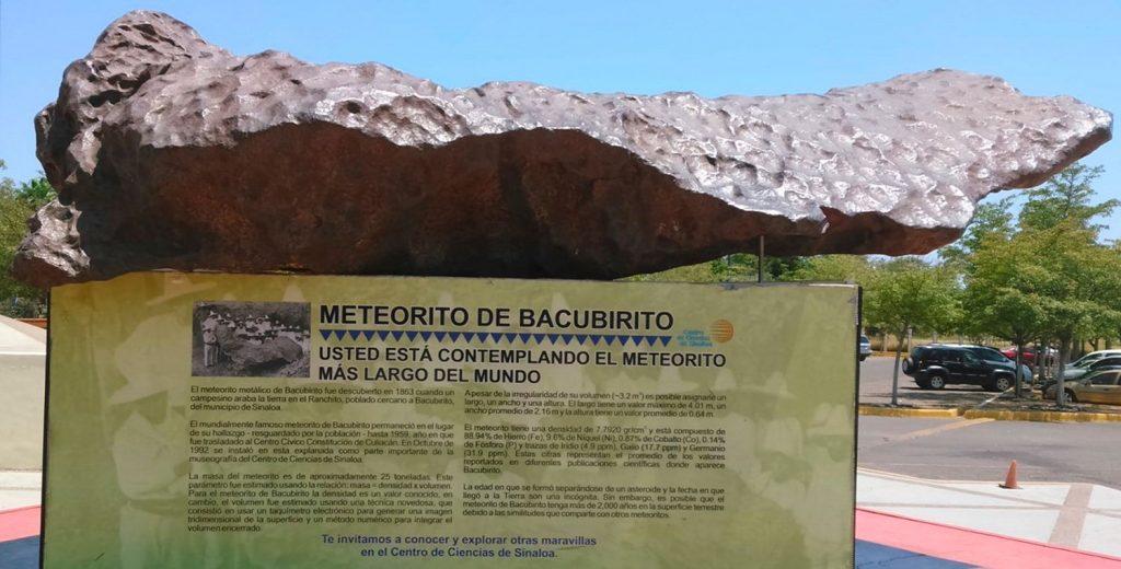meteorito Bacubirito