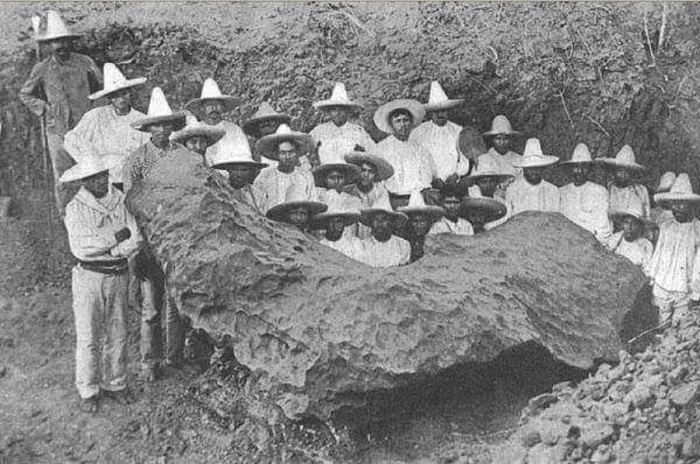 el meteorito de sinaloa el quinto m225s grande del mundo