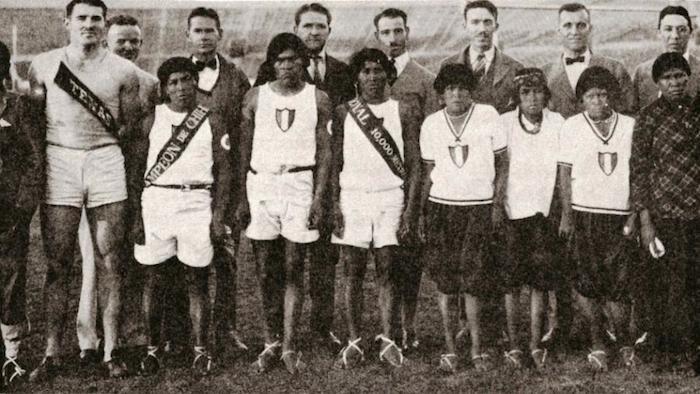 tarahumaras raramuris juegos olimpicos amsterndam