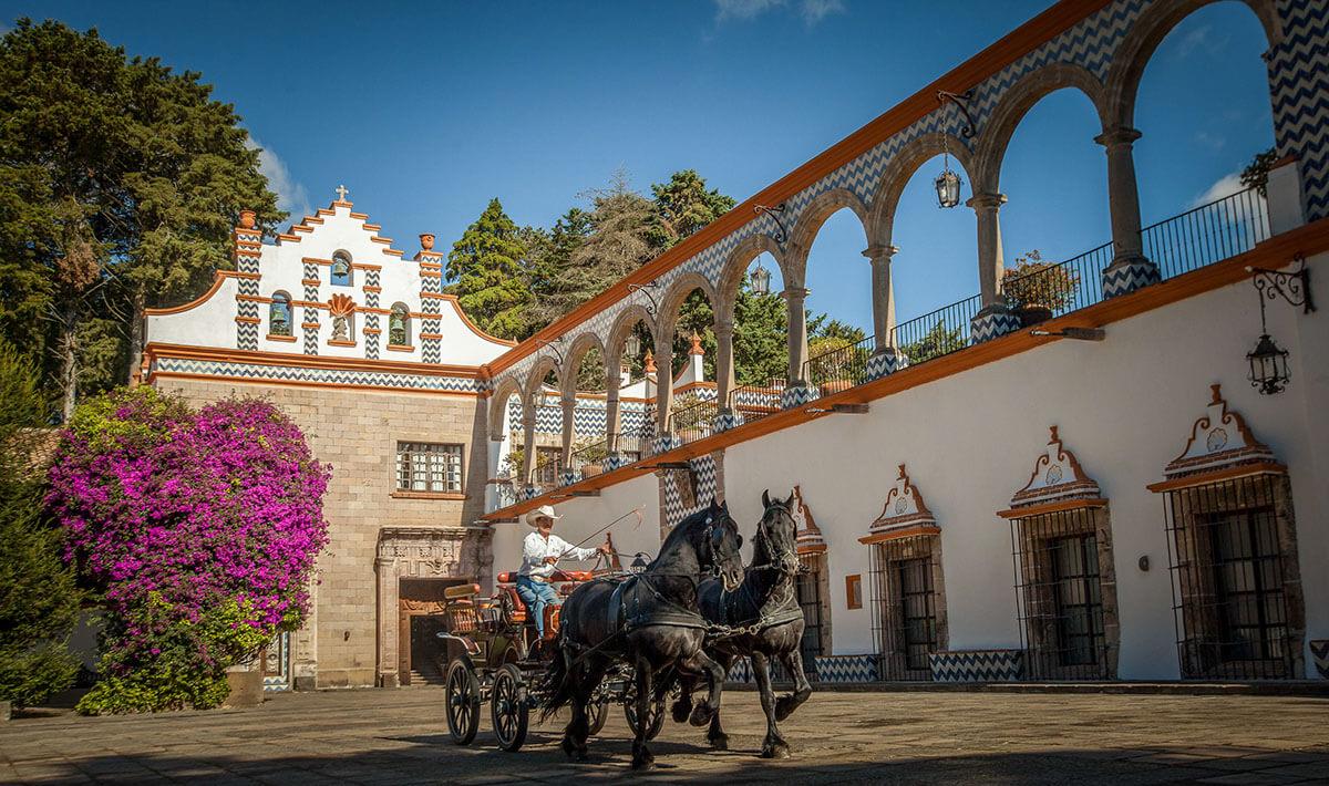 10 haciendas de México que debes conocer