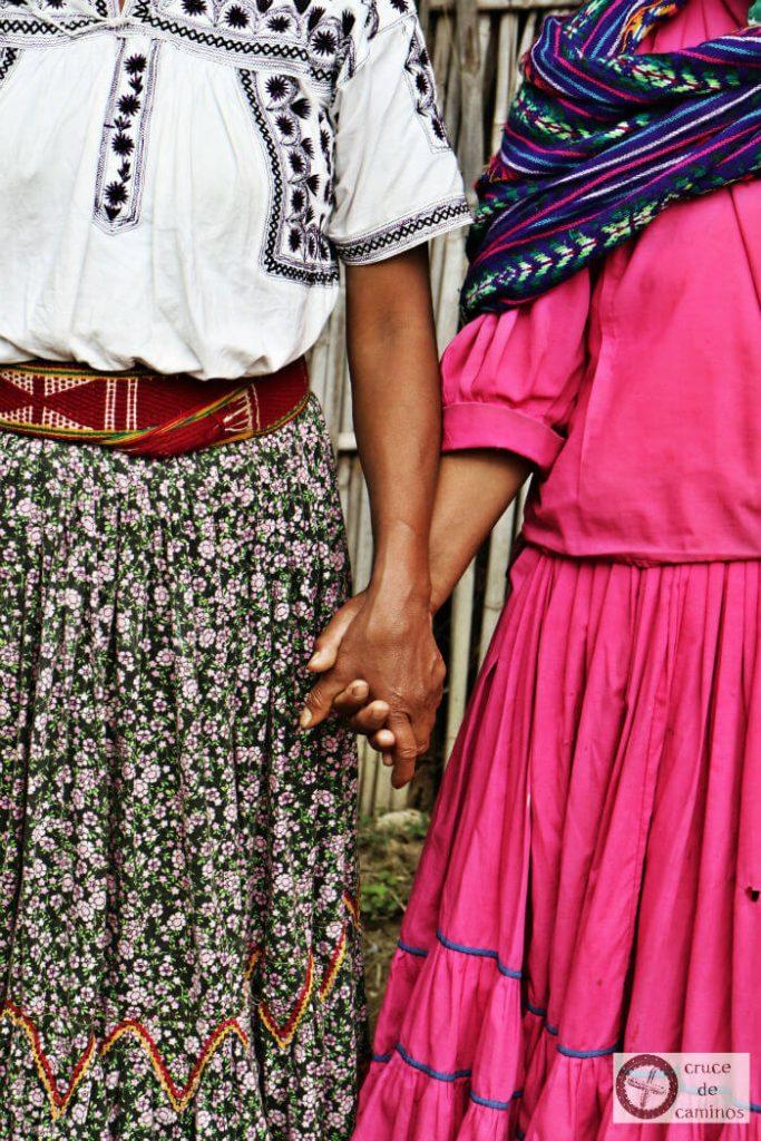 cruce de caminos encuentro tarahumaras mixes