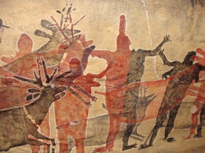 pinturas rupestres baja california Senda Ruprestre, Inmersión al Arte Rupestre en B.C.S.