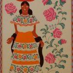 Mestiza de Chiapas