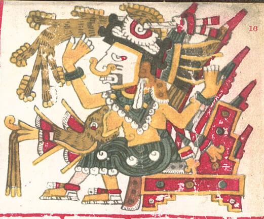 mayahuel deidad de maguey