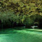 Rio Secreto, Quintana Roo, humedales de mexico