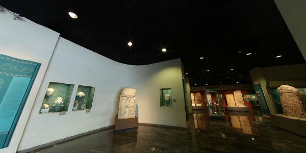 paseo virtual museo nacional de antropología