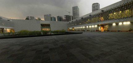 paseo virtual museo de antropología