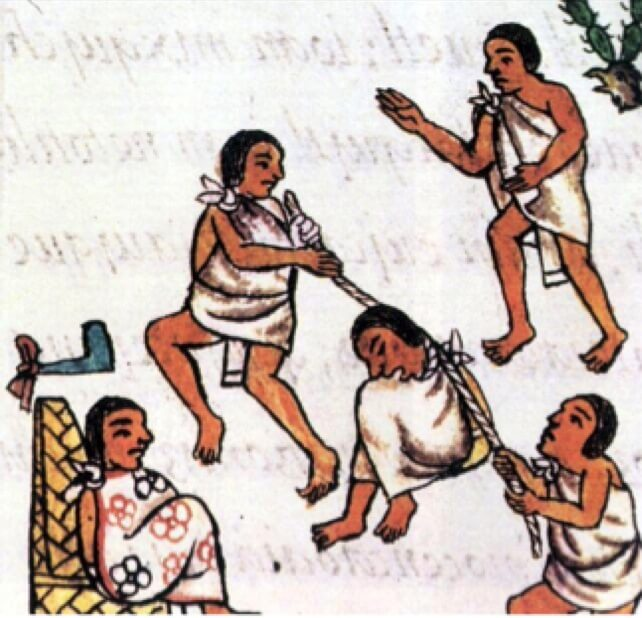 Las estructuras de justicia en el México precolombino -Más de México