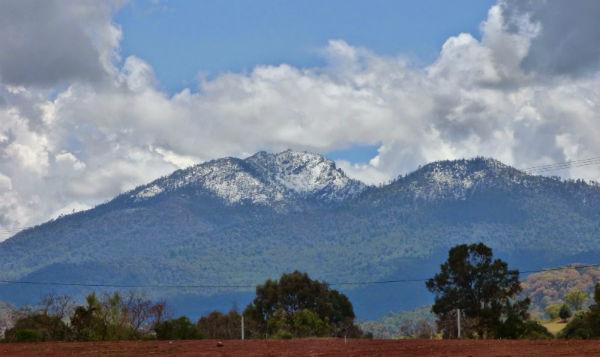 cerro Patamban montañas más altas Michoacán