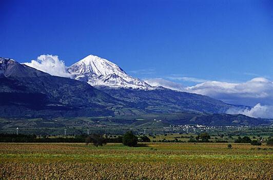 volcán citlatépetl