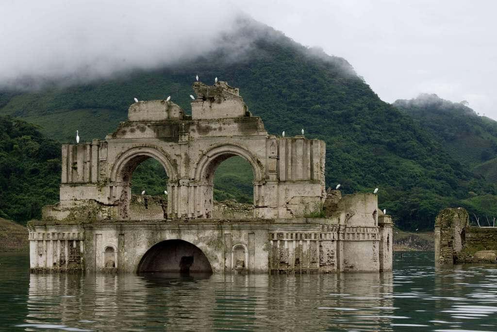 iglesia río grijalva chiapas