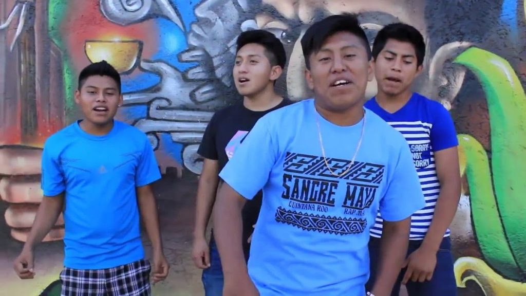 ¿Ya viste el video de raperos mayas que se viralizó en internet?