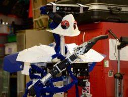 robot justina UNAM