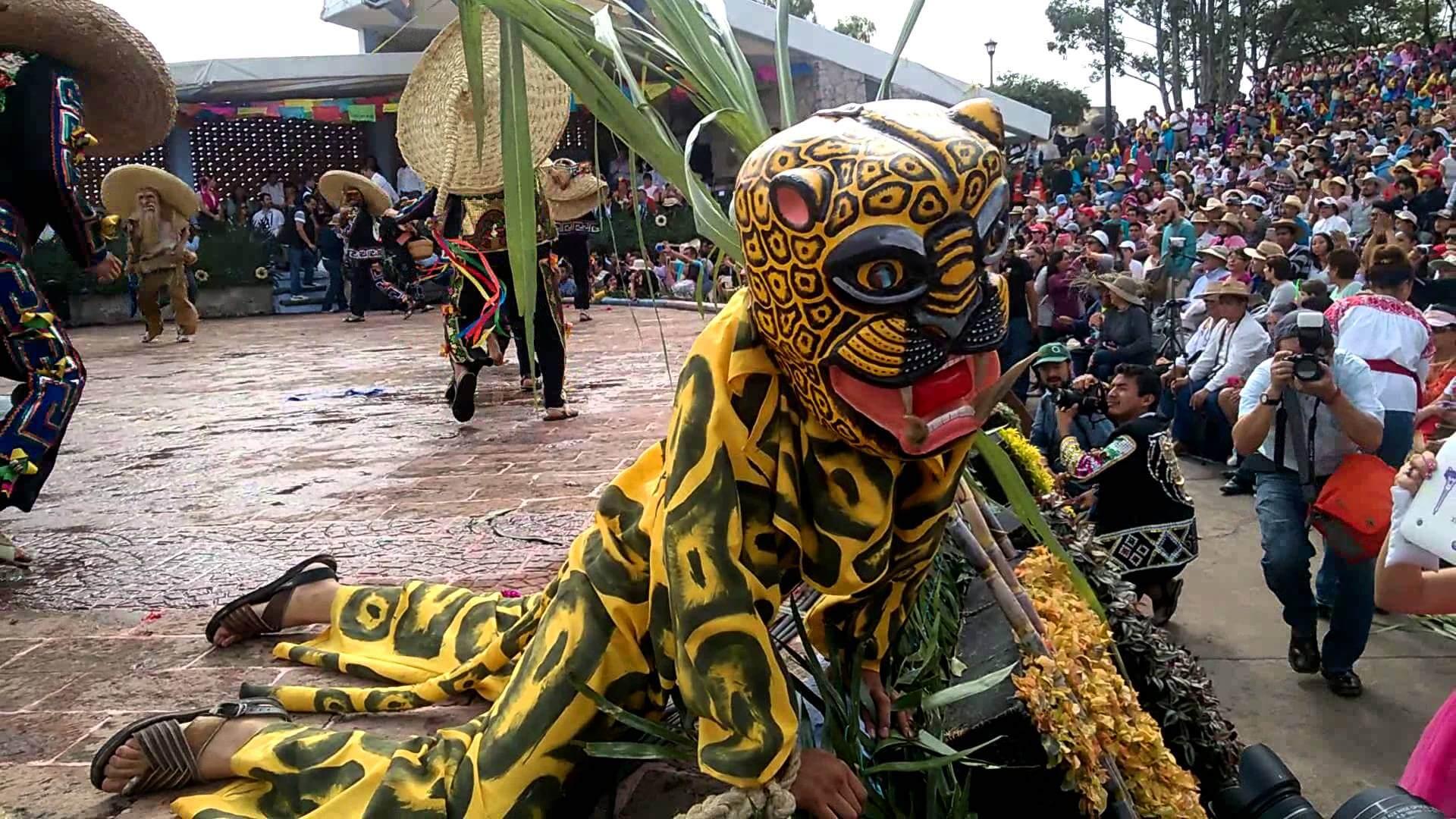 5 de las más exóticas danzas de México