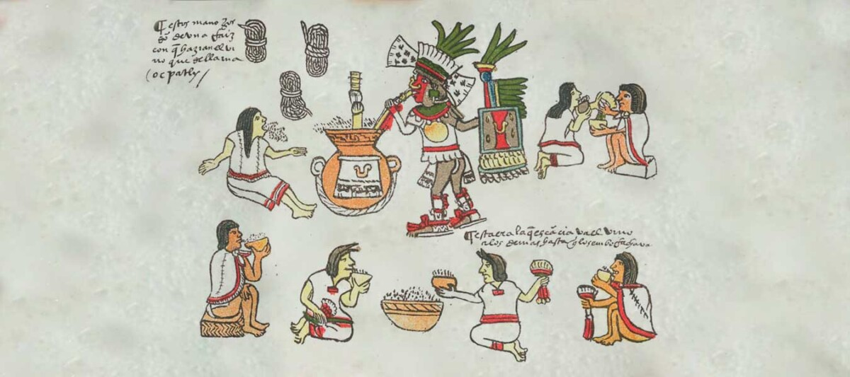 bebida histórica-rituales aztecas-pulque-bebida prehispánica