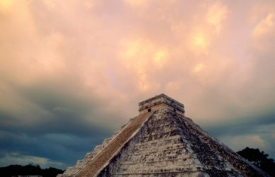 sonidos mayas que aun se escuchan entre sus ruinas