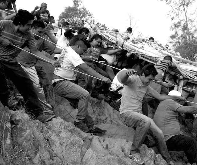 fiesta de la santa cruz México Santa Cruz Xochitepec